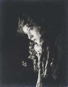 Mary Pickford by Moody, 1910s