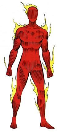 Real Name: The Human Torch Occupation: Adventurer Identity: The general public…
