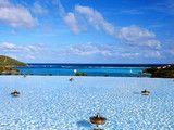 Tropical Beach Entry Pool