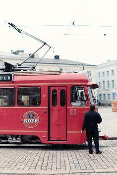 Helsinki pub tram (Spårakoff)