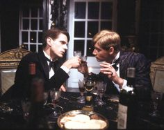 Brideshead Revisited (1981) Jeremy Irons and Anthony Andrews