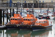 Ramsgate Lifeboat, Trent Class Esme Anderson Relief Trent Class, Henry Heys Duckworth Prototype Shannon class All alongside at Ramsgate Lifeboat Station Paramedic Quotes, Odd Stuff, Republic Of Ireland, Search And Rescue, Emergency Vehicles, Small Boats, Coast Guard, British Isles, Yachts