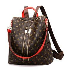 Plecak damski elegancki A-4 | Sklep z torbami i plecakami Pariso.pl Louis Vuitton Monogram, Pattern, Bags, Fashion, Handbags, Moda, La Mode, Dime Bags, Fasion