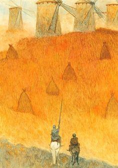 "Svetlin Vassilev «Don Quixote» | ""Картинки и разговоры"""