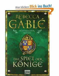 Das Spiel der Könige: Historischer Roman: Waringham Trilogie 3: Amazon.de: Rebecca Gablé, Jan Balaz: Bücher