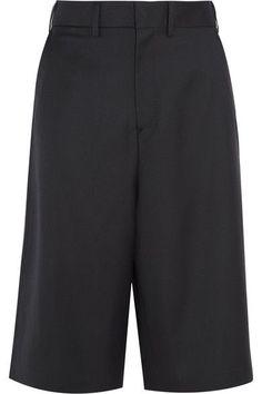 Vetements - Brioni Split-back Wool Shorts - Black - x small
