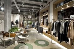 Noho store by Gespronor & Mas Arquitectura A Coruña  Spain