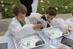 "Photo 1 of 43: science / Birthday ""Zavion's 6th Birthday!""   Catch My Party"