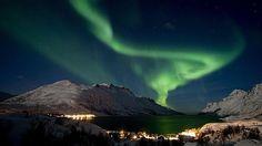 Hacía medio siglo que los cielos no se llenaban de tantas luces. Un fotógrafo noruego capta las auroras más bellas del invierno
