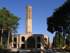 Dolatabad Garden ( Yazd ) http://iranparadise.com/en/gallerygroup/gallery/28