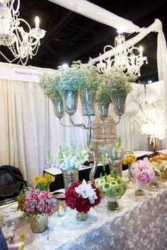 Flowers by Lingky- The Bridal Showcase CLT