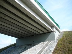 Dálniční most s deskami CETRIS BASIC