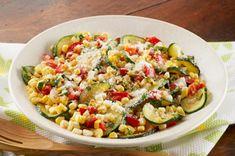 Farmers' Market Corn Toss Recipe - Kraft Recipes