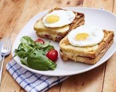 Croque madame : http://www.cuisineaz.com/recettes/croque-madame-41052.aspx