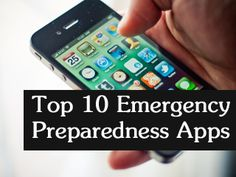 Emergency Preparedness List, Apps  Resources... these are actually all really good apps to have!! I work in Emergency Preparedness at the Broward County Health Dept and we love things like this!!