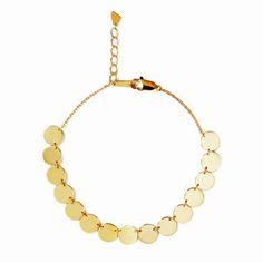 MEHEM silver bracelet circle MH114-JB023-700  #mehem #bracelet #silver #goldplated #circle #em #emgrp