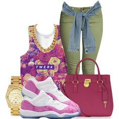 Untitled #159, created by obeymy-swagg on Polyvore