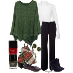"""Early Christmas Shopping"" by elayne-forgie on Polyvore"
