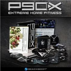 Tired of ineffective workouts that sound great but produce less-than-optimal results? Turn to the P90X Extreme Home Fitness system, a bundle of 12 sweat-inducing, muscle-pumping workouts designed to transform your body from regular to ripped in just  Check this out!