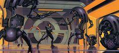 Star Wars Episode I-5. Doug Chiang