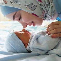 Muslim mom and baby photography Trendy Ideas Mama Baby, Mom And Baby, Cute Baby Girl, Baby Love, Cute Babies, Cute Muslim Couples, Muslim Girls, Mother Art, Mother And Child
