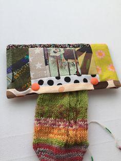 Double Pointed Knitting Needle Holder Patchwork 6 inch : Double Pointed Knitting Needle Holder Patchwork 6 inch by LowlandOriginals on Etsy Double Pointed Knitting Needles, Pouch, Buy And Sell, Fabric, Handmade, Stuff To Buy, Etsy, Blog, Scrappy Quilts