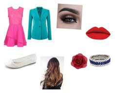 """""""Anna outfit"""" by eviehartleytull on Polyvore featuring beauty, MaxMara, Accessorize and Kenneth Jay Lane"""