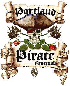 Portland Pirate Festival - Conquest of Columbia!