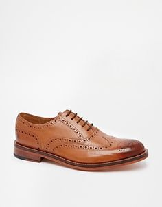 Dune Leather Axton Brogues *Men*