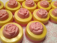 Chocolate Covered Double Stuffed Oreos with rose- for belle beauty and the beast birthday party food