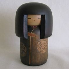 Kokeshi  - I purchased this one when I lived in Japan. <3 Love
