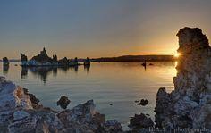 B.A.Y | photography: Mammoth Lakes Mono Lake @ Sunrise