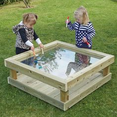 Natural Outdoor Playground, Outside Playground, Toddler Playground, Outdoor Learning Spaces, Outdoor Play Areas, Backyard Play, Backyard For Kids, Toddler Sensory Bins, Outdoor Fun For Kids