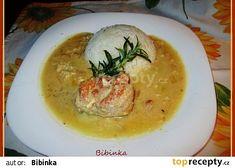 Vepřové závitky na rozmarýnu s jemně nakyslou omáčkou Thai Red Curry, Ethnic Recipes, Food, Essen, Meals, Yemek, Eten
