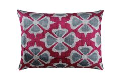 Ikat Pillows, Pillow Fabric, Ikat Fabric, Velvet Pillows, Pillow Inserts, Pillow Covers, Cotton Silk, Dyed Silk, Cotton Fabric