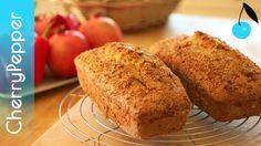 Un cake à la banane moelleux & aéré, idéal pour les gouters & les petits déjeuners.