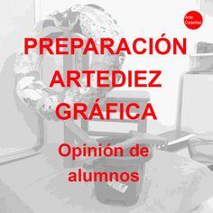 PREPARACIÓN ARTEDIEZ. GRÁFICA. OPINIÓN DE ALUMNOS Opinion, Organized Teacher, Graphic Projects, Degree Of A Polynomial, Learning