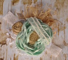 Stardust Boutique headband by McKenzieGraceDesigns on Etsy, $27.95