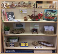 Updated story shelves in my early years classroom Year 1 Classroom, Early Years Classroom, Eyfs Classroom, Classroom Layout, Classroom Organisation, Classroom Displays, Classroom Decor, Classroom Design, Phonics Display
