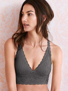The Lacie Bralette - Racerback - Get for open back/low back summer outfits