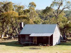 Aussie hut