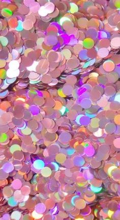 Items similar to Solvent Resistant Glitter Holographic Light Pink Dot Glitter 1 fl Ounce 3 mm Circles Large Glitter Frankening Nail Polish Supply on Etsy Pink Confetti iPhone Wallpaper<br> Wallpaper Iphone5, Tumblr Wallpaper, Pink Wallpaper, Screen Wallpaper, Aesthetic Iphone Wallpaper, Wallpaper Backgrounds, Aesthetic Wallpapers, Iphone Backgrounds, Sequin Wallpaper