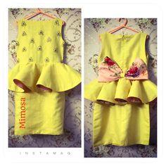 Mimosa Kids designer wear. Contact : 098744 86000. Calcutta.