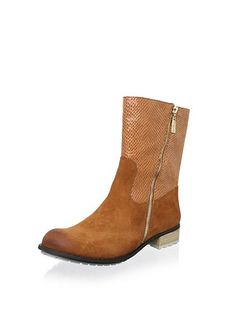 The Matt Bernson Cognac Suede/Snake Dakota Boots Size 8.5 Sale $124.99. Step into comfort in this seasons edgy and cool boots. Sleek cognac suede lower plays contrast to the glossy snake embossed texture of these striking Matt Bernson Dakota boots. A great way to update your wardrobe.