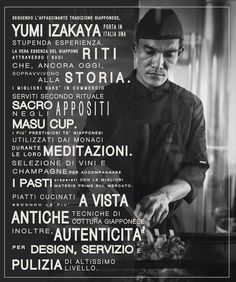 Yumi Izakaya Lecce. Italy.  History. Tradition. Food.