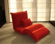 Fauteuil convertible microfibre CHARLY