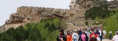 Crazy Horse: take Gus there one day to see progress. donate some $.