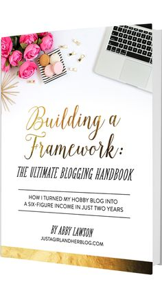 The best resource for bloggers! This is the most comprehensive resource out there for growing your blog and becoming a professional blogger!