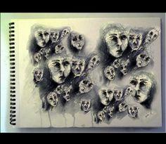 faces by çiğdem koç