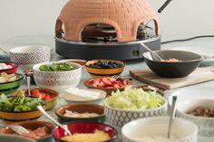 Heel veel inspiratie, tips en 4 recepten om te maken met de Pizzarette. En ik mag er eentje weggeven aan mijn bezoekers, doe mee!